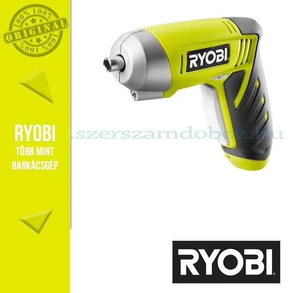 Ryobi R4SD-L13C Akkus Szuperkompakt csavarozó