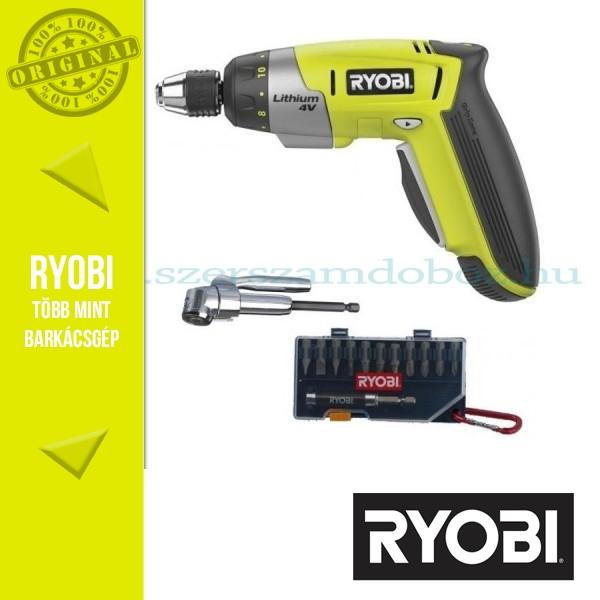 Ryobi 4V-os gépek