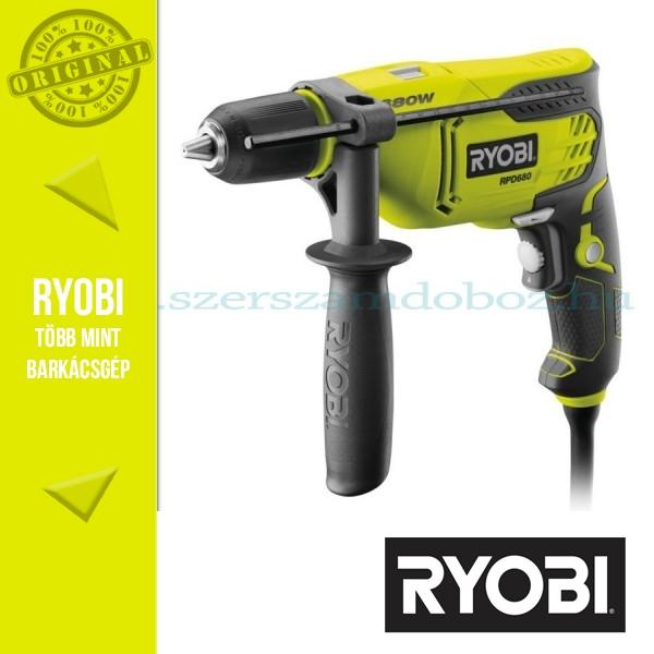 Ryobi RPD680-K ütvefúró