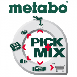 Állítsa össze egyedi Metabo akkusgép csomagját