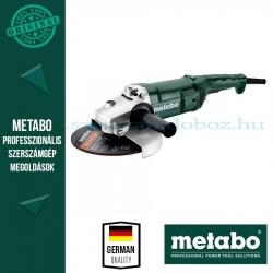 METABO WE 2000-230 SAROKCSISZOLÓ