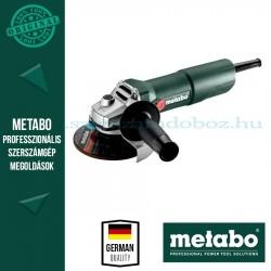 Metabo W 750-125 sarokcsiszoló