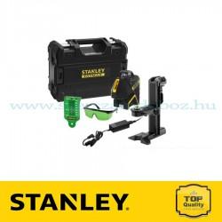 Stanley FatMax 360 + V2 Li-Ion Lézer – Zöld
