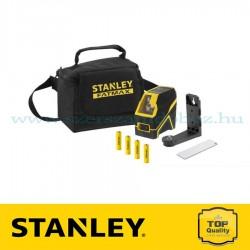 Stanley FatMax Keresztsugaras Lézer 4XAA – Vörös