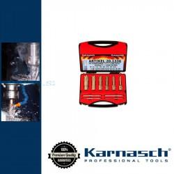 Karnasch 6 db-os koronafúró szett Hard-Line 40mm