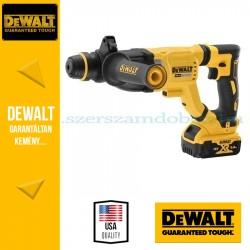 DEWALT DCH263P1-QW 18V XR kefe nélküli 28mm SDS-PLUS fúrókalapács