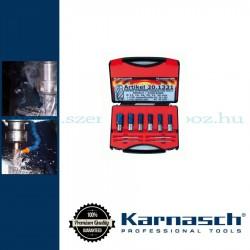 Karnasch 6 db-os koronafúró szett Blue Line 30mm
