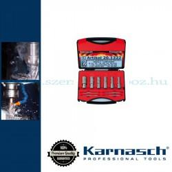 Karnasch 6 db-os koronafúró szett Gold Line 30mm