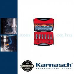 Karnasch 6 db-os koronafúró szett Silver Line 25mm