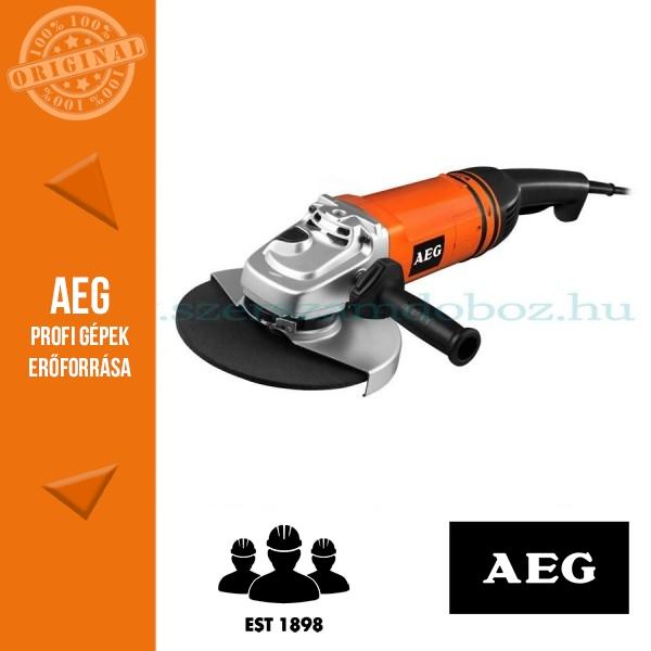 AEG WS 24-230 E GEV Sarokcsiszoló