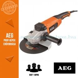 AEG WS 22-230 E Sarokcsiszoló lágyindítással