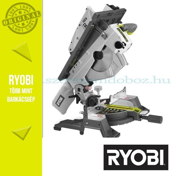Ryobi RTMS1800-G Asztali körfűrész-gérvágó