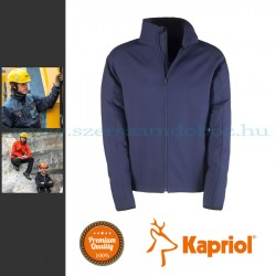 KAPRIOL DRAGON EASY SOFT SHELL DZSEKI KÉK