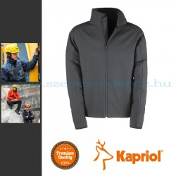 KAPRIOL DRAGON EASY SOFT SHELL DZSEKI SZÜRKE
