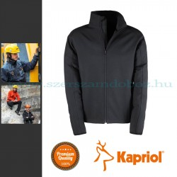 KAPRIOL DRAGON EASY SOFT SHELL DZSEKI FEKETE