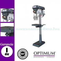 Optimum D 26 Pro 400V oszlopos fúrógép