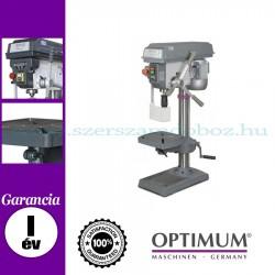 Optimum D 33 Pro 400V oszlopos fúrógép