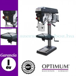 Optimum D 17 Pro 230V  oszlopos fúrógép