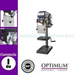 Optimum D 23 Pro 400V  oszlopos fúrógép