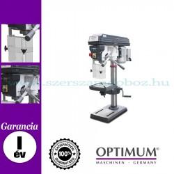 Optimum D 23 Pro 230V oszlopos fúrógép