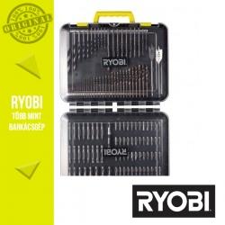 Ryobi RAK125DDF 125 db-os fúró-csavarozó bitszett
