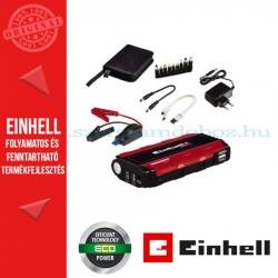 Einhell CE-JS 12 Jump Starter / Power Bank Hordozható Bikázó és akkumulátor
