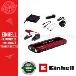 Einhell CE-JS 18 Jump Starter / Power Bank Hordozható Bikázó és akkumulátor