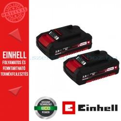 Einhell PXC-Twinpack 2,0Ah