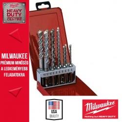 Milwaukee SDS-plus Fúrószárszett 10 db