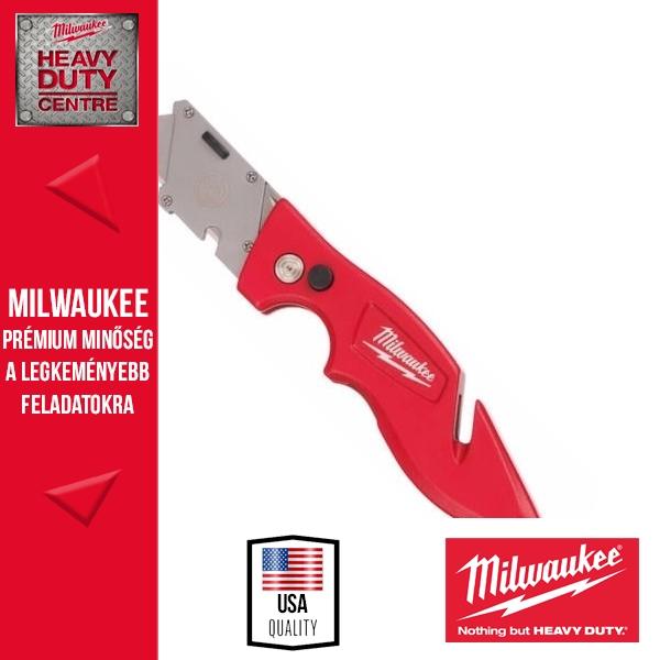 Milwaukee Hajlított kés