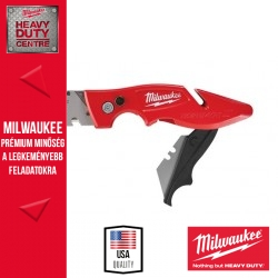 Milwaukee Hajlított kés penge tartóval