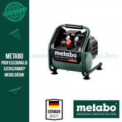 METABO POWER 160-5 18 LTX BL OF AKKUS KOMPRESSZOR ALAPGÉP