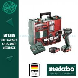 Metabo POWERMAXX BS 12 SET AKKUS FÚRÓCSAVAROZÓ