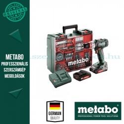 Metabo BS 18 L Quick Set akkus fúró-csavarozó