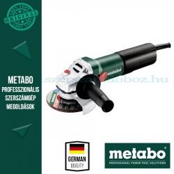 Metabo WQ 1100-125 SAROKCSISZOLÓ