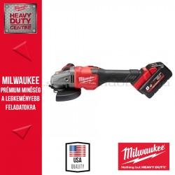 MILWAUKEE M18 FHSAG125XB-802X FUEL™ akkus  szénkefe nélküli sarokcsiszoló 125mm