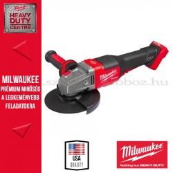 MILWAUKEE M18 FHSAG125XB-0X FUEL™ akkus  szénkefe nélküli sarokcsiszoló 125mm alapgép