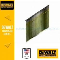 DeWalt DNW28R63G12E DRÓTTAL ÖSSZEKÖTÖTT D FEJŰ GALVANIZÁLT SZEG 63mm 2200DB