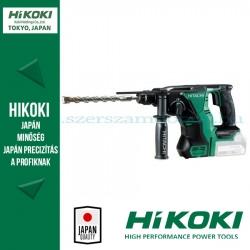 Hitachi (HiKOKI) DH18DBL-BASIC-HITBOX Akkus fúrókalapács alapgép + HITBOX