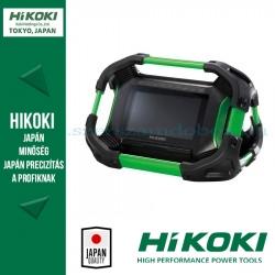 Hitachi (HiKOKI) UR18DSML akkus rádió alapgép