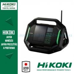 Hitachi (HiKOKI) UR18DSAL akkus rádió alapgép