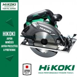 Hitachi (HiKOKI) C3607DA MULTIVOLT 36V-os akkus körfűrész