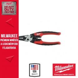 Milwaukee Kombinált fogó kábelcsupaszító