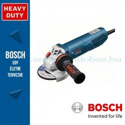 Bosch GWS 15-125 CIEPX sarokcsiszoló tartozékkészlettel