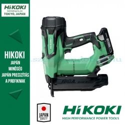 Hitachi (HiKOKI) NT1850DBSL AKKUS SZÖGBELÖVŐ 2X3.0AH AKKUVAL