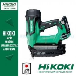 Hitachi (HiKOKI) NT1865DBSL  AKKUS SZEGBELÖVŐGÉP 2X3.0AH AKKUVAL