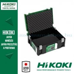 Hitachi (HiKOKI) HITBOX II. szerszámkoffer szivacsbéléssel