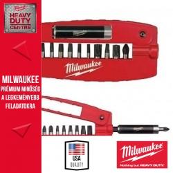 Milwaukee Kompakt 12 darabos csavarozó készlet