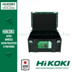 Hitachi (HiKOKI) HITBOX III. szerszámkoffer szivacsbéléssel