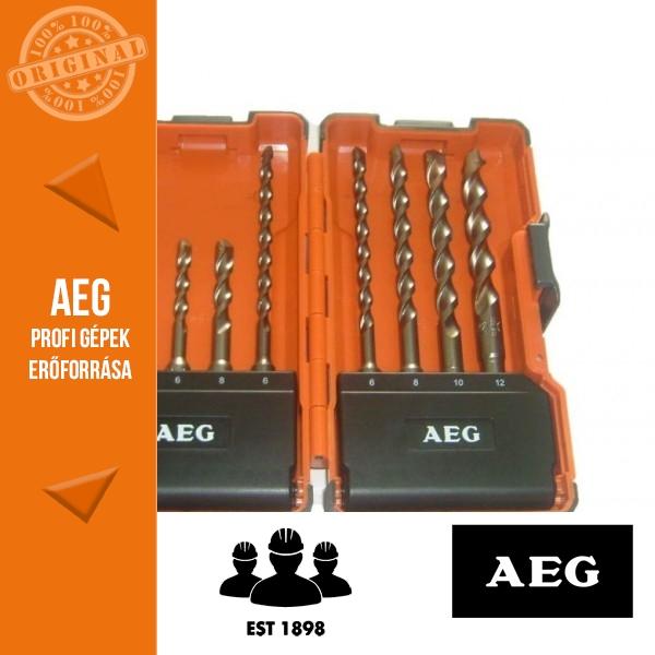 AEG SDS-plus Fúrókészlet